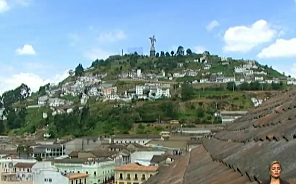 Telerutas, una propuesta para realizar recorridos de Quito desde la casa