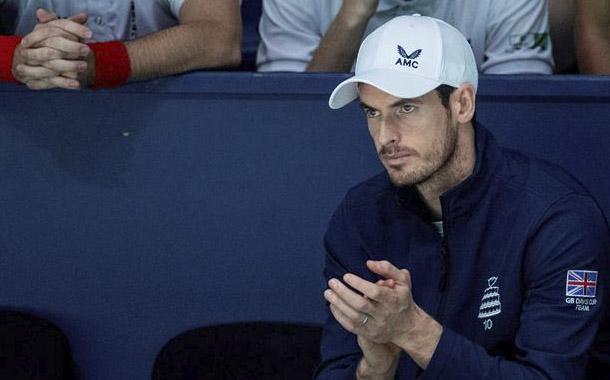 Andy Murray pide reducir los premios de los Grand Slam