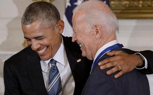Obama apoya la candidatura de Biden en un intento por unir a los demócratas