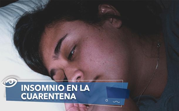 Consejos para combatir el insomnio que provoca la cuarentena