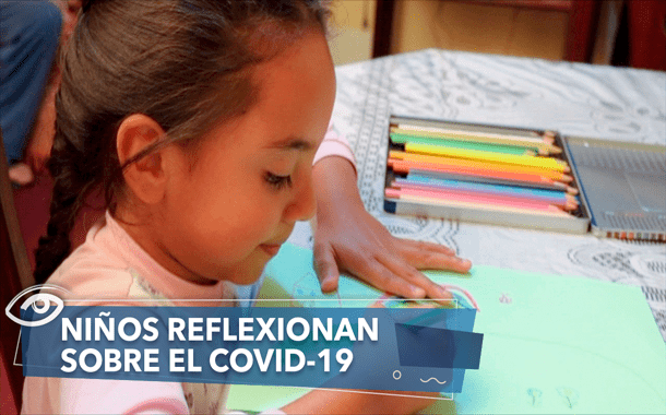 ¿Qué piensan los niños sobre el Covid 19?