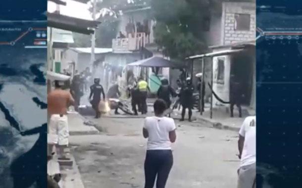 El índice de delincuencia disminuyó en un 15 % en Quito