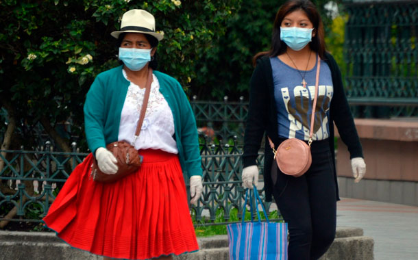 Desde el 4 de mayo Ecuador pasará del aislamiento al distanciamiento social