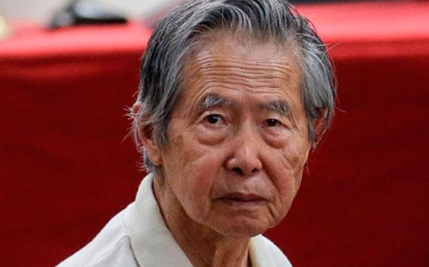 Gobierno peruano niega que expresidente Fujimori corra riesgo en prisión por COVID-19