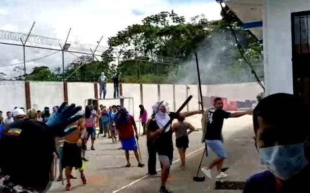 Amotinamiento en el Centro de Detención Provisional de Putuimi, Pastaza
