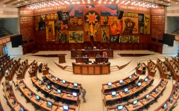 Bloques políticos de la Asamblea Nacional reaccionaron ante el discurso del Presidente