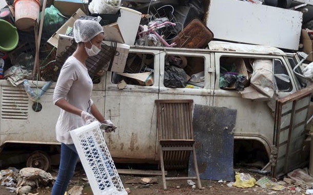 Brasil supera los 800 fallecidos