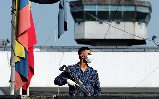 144 contagiados de Covid-19 en una cárcel de Colombia