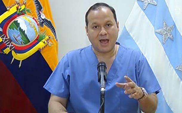 Sube a 3368 el número de contagiados con covid-19 en Ecuador