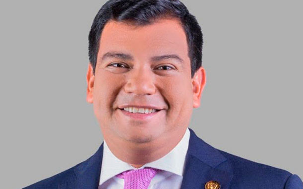 Entrevista al presidente de la Asamblea Nacional, César Litardo