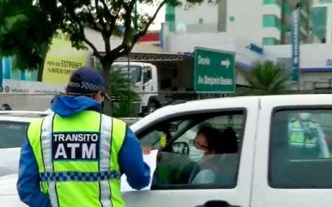Intensifican controles y operativos por incumplir medidas durante la cuarentena