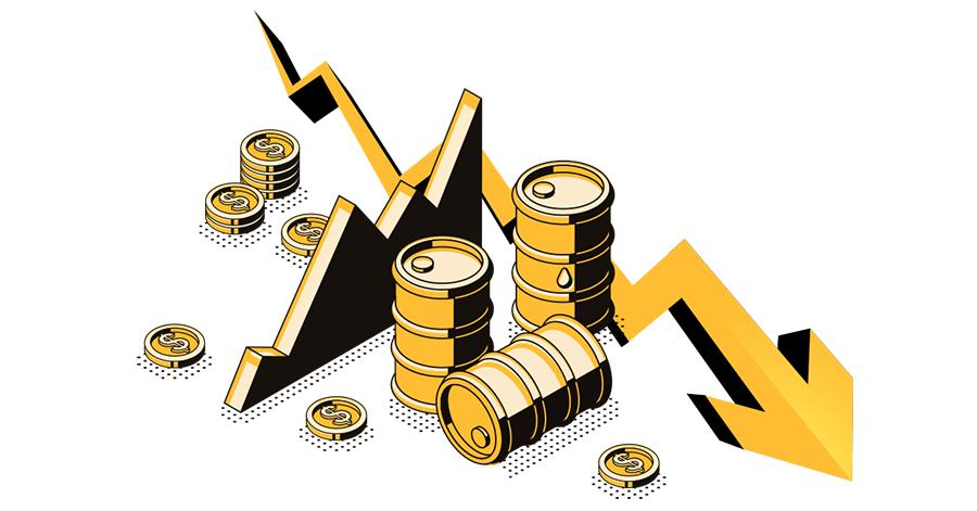 Por primera vez, el petróleo alcanzó cifras negativas en los mercados
