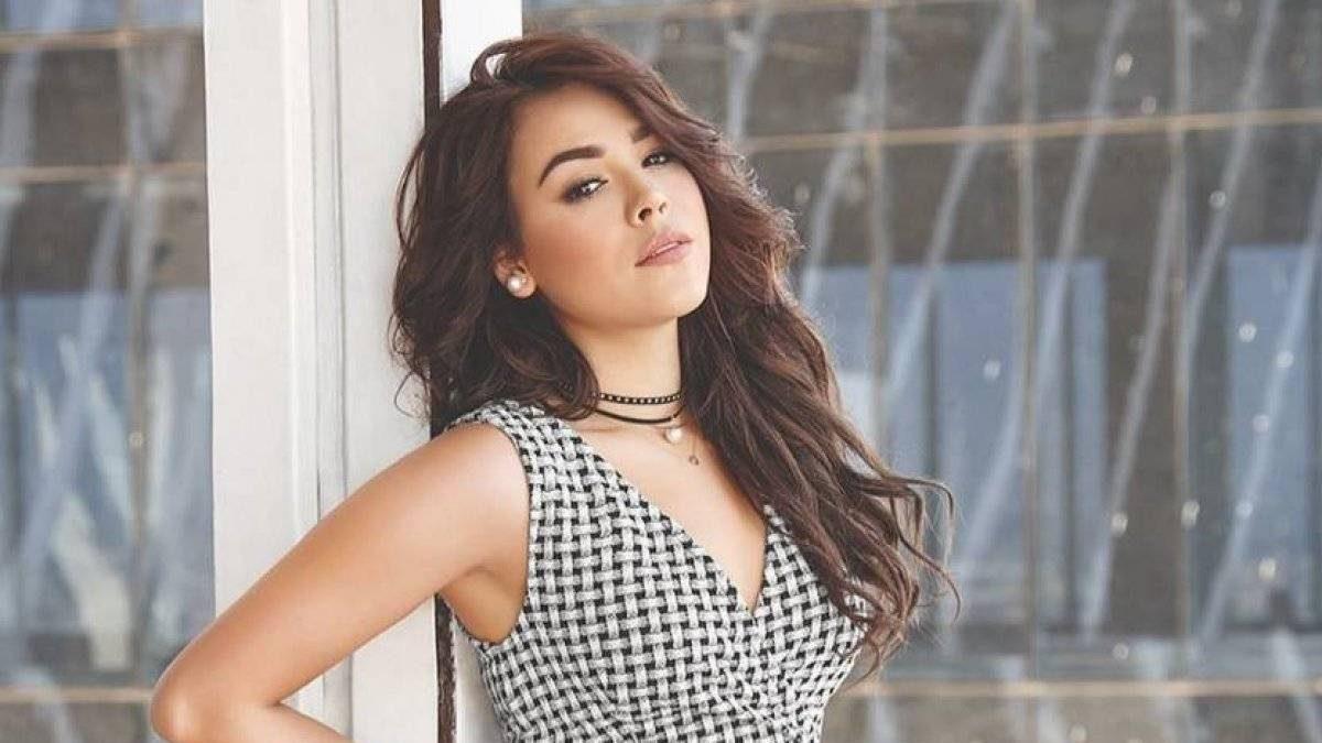 ¿Qué respondió Danna Paola al ser cuestionada por Sebastián Yatra?