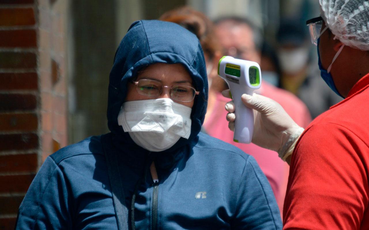509 sancionados por no utilizar mascarilla en espacio público
