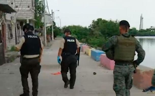 Aumentan los delitos en Guayaquil, Durán y Samborondón.