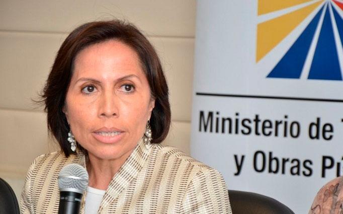 María de los Ángeles Duarte ingresó a la residencia de la embajada argentina