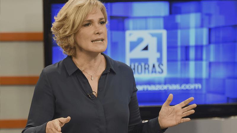La alcaldesa Cynthia Viteri informa sobre la situación de Guayaquil ante el Covid-19