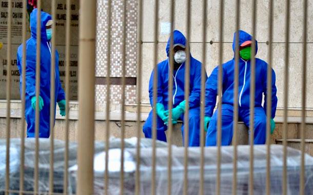 Gobierno habilita número de WhatsApp para reportar fallecidos en Guayaquil