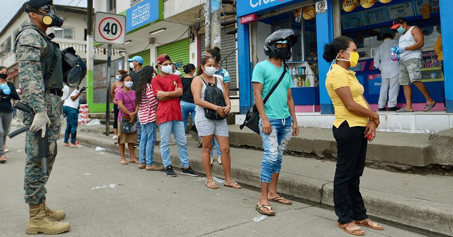 Canciller confirma que 8.365 ecuatorianos están registrados para regresar al país