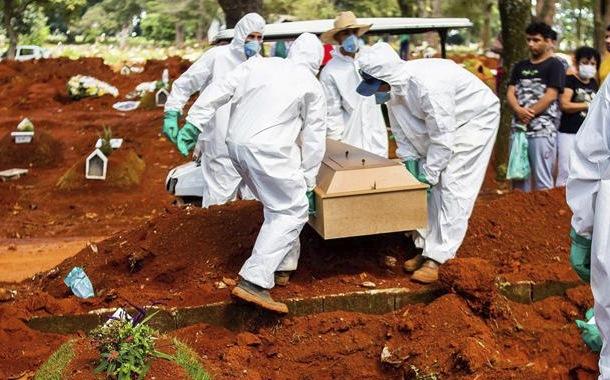 El mayor cementerio de Latinoamérica extrema medidas