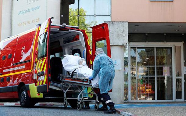 Francia supera los 6 500 muertos por el coronavirus