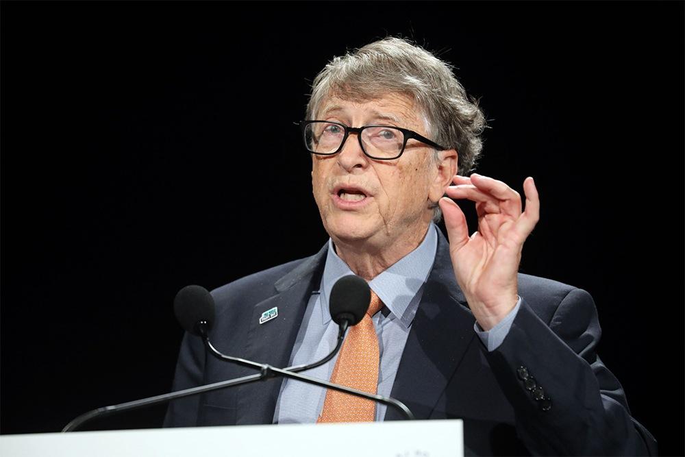 Bill Gates critica a los gobiernos por su poca preparación para la pandemia del COVID-19
