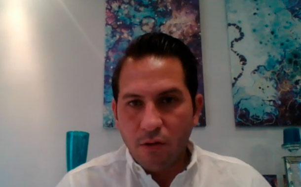 Entrevista al gobernador y presidente del COE Manabí