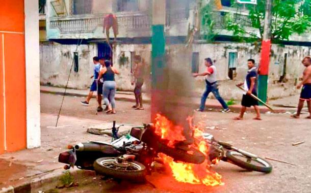 Seis detenidos por altercados en el Guasmo Sur