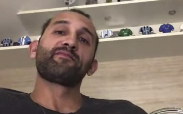 Hernán Barcos habla de jugar en Ecuador