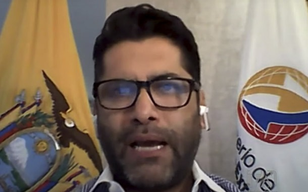 Iván Ontaneda: productos ecuatorianos ingresarán a Europa sin aranceles