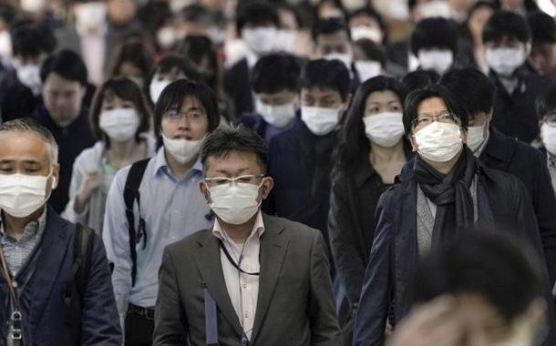 Japón va a un estado de alerta sanitario