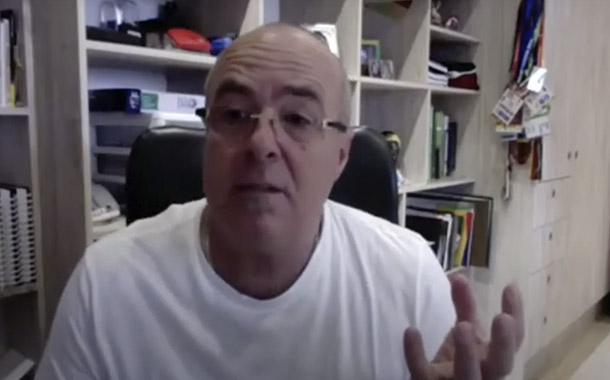 Jorge Célico da consejos para enfrentar la cuarentena