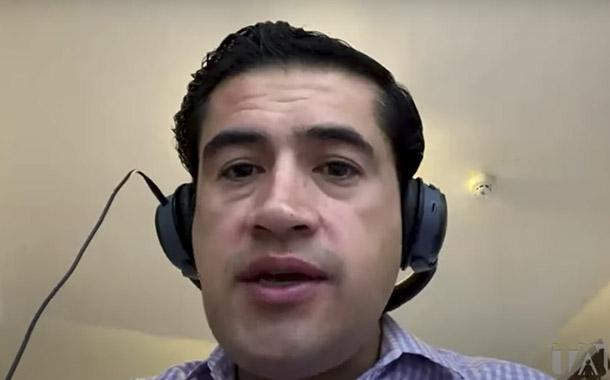 Entrevista al ministro de Economía y Finanzas, Richard Martínez