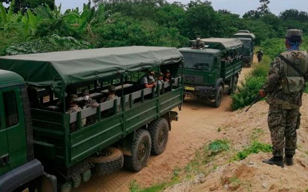 Provincia de El Oro se militariza para evitar más contagios