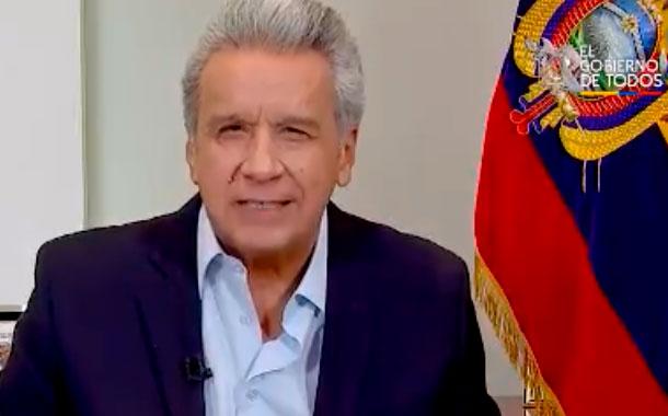 Lenín Moreno asegura que se han pagado todos los sueldos