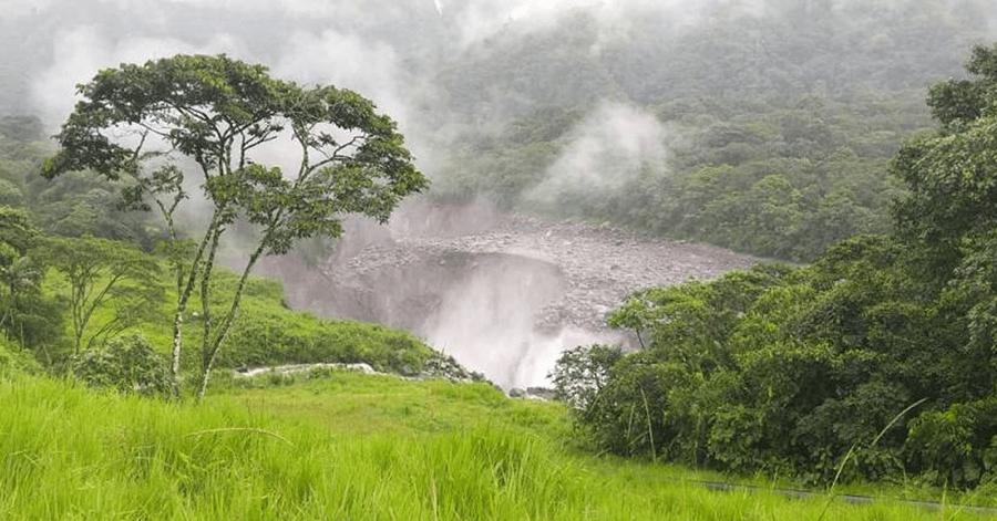 El derrame de crudo provocó desabastecimiento de agua potable