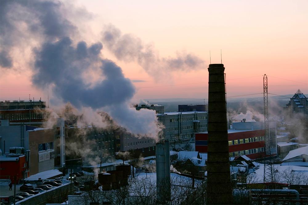 La contaminación del aire estaría relacionada con un riesgo elevado de muerte por coronavirus