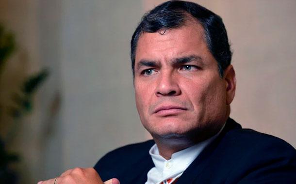 Fiscalía investiga otros posibles delitos que vinculan a Rafael Correa