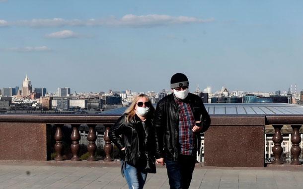 Rusia superó a China en contagios por COVID-19