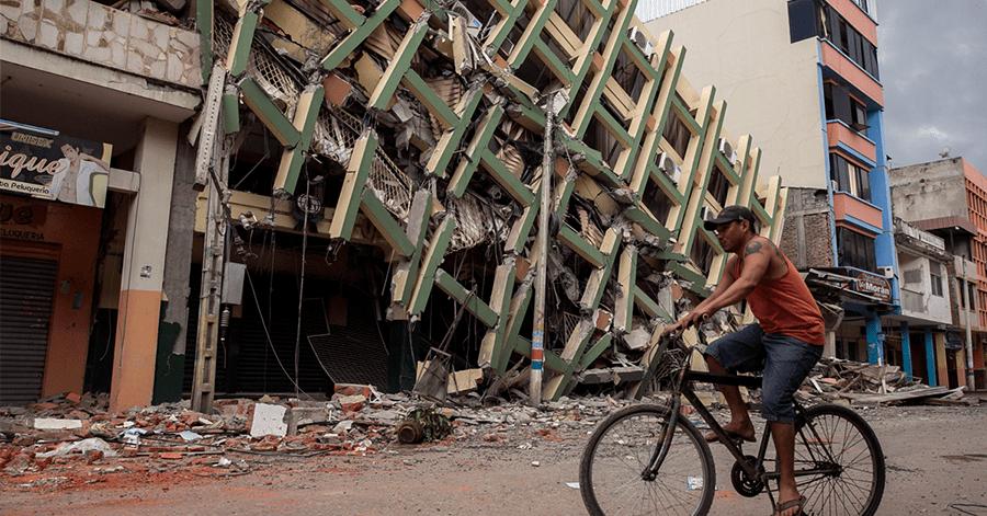 Han pasado 4 años del terremoto de Manabí
