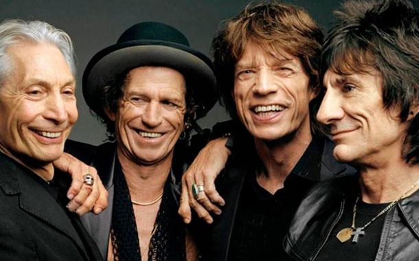 The Rolling Stones en el concierto virtual por la  pandemia de COVID-19