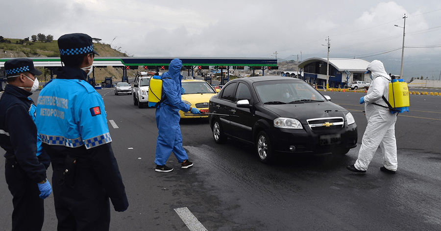 La AMT intensificó los controles respecto a la restricción vehicular