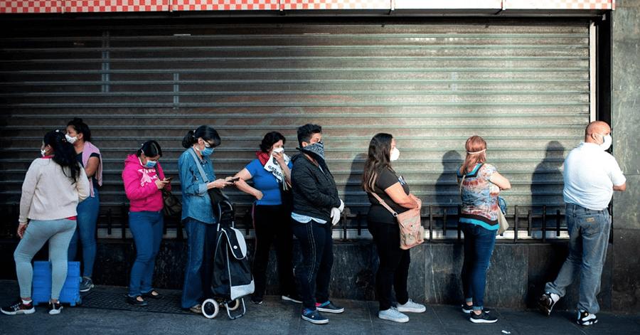 Venezolanos regresaron a su país por corredor humanitario