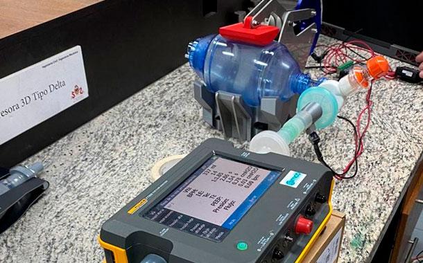La USFQ tiene listo el prototipo de un ventilador artificial
