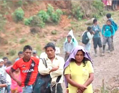 Las comunidades indígenas Awá se mantienen libres de coronavirus