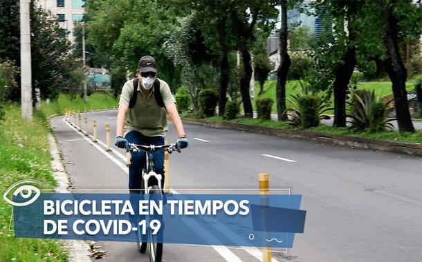 Bicicleta en tiempos de COVID-19.