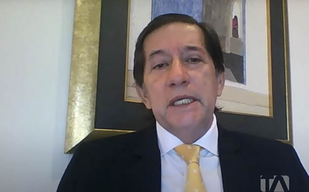 Asambleísta César Rohon analiza las medidas económicas gubernamentales