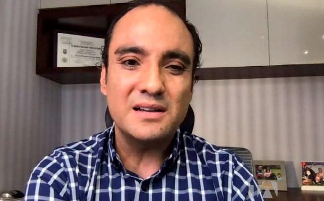 Oswaldo Landázuri analiza la situación económica del país