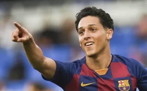 Kike Saverio podría salir de Barcelona hacia Alemania o Inglaterra
