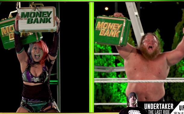 Inusual pasaje de la WWE causa revuelo en redes (VIDEO)